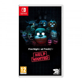 Five Nights at Freddys: Help Wanted Switch (SP)