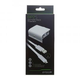 Pack de Bateria Gioteck BP2 S Blanca Xbox One