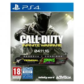 Call of Duty: Infinite Warfare PS4 (SP)