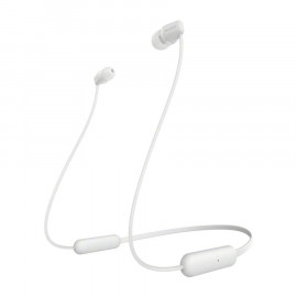 Auriculares Bluetooth Sony WI-C200 Blanco
