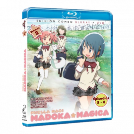 Madoka Magica Puella Magi Vol. 2 BluRay (SP)
