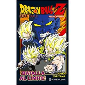 Manga Dragon Ball Z Batalla al Limite Planeta