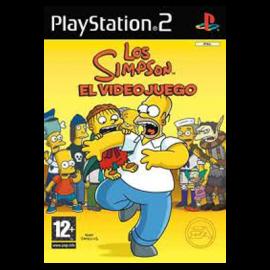 Los Simpson - El Videojuego PS2 (SP)