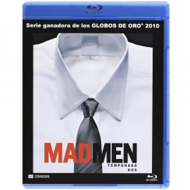 Mad Men Temporada 2 BluRay (SP)