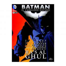 Comic Batman La Leyenda De Rash Al Ghul