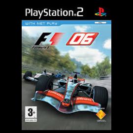 Formula 1 06 PS2 (SP)