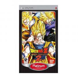 Dragon Ball Z Shin Budokai 2 Platinum PSP (SP)