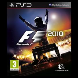 Formula 1 2010 PS3 (SP)