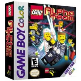 Lego Alpha Team GBC A