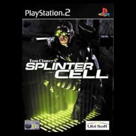 Tom Clancy's Splinter Cell PS2 (SP)