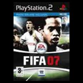 FIFA 07 PS2 (SP)