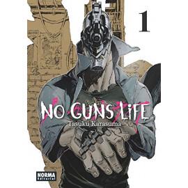 Manga No Guns Life Norma 01