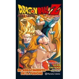 Manga Dragon Ball Z El Renacimiento de la Fusion Planeta