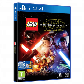 Lego Star Wars Episodio 7 PS4 (SP)