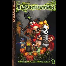 Manga I Luv Halloween Dreamers 02