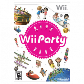 Wii Party Wii (SP)