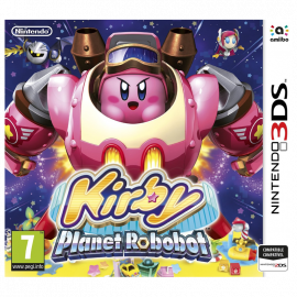 Kirby Planet Robobot 3DS (SP)