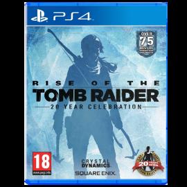 Rise of the Tomb Raider: 20 Aniversario PS4 (SP)