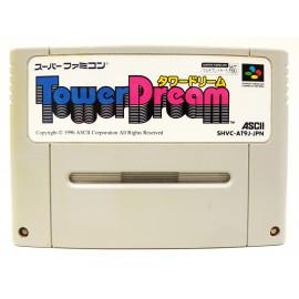 Tower Dream NTSC JAP SNES
