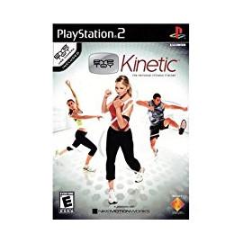 Eye Toy Kinetic PS2 (SP)