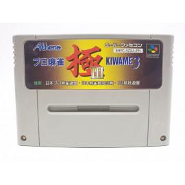 Pro Mahjong Kiwame III NTSC JAP SNES