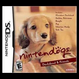 Nintendogs Dachshund & Friends DS (SP)