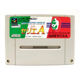 Super Formation Soccer 95 NTSC JAP SNES