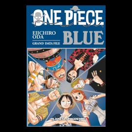 Manga One Piece Guia 2 Blue