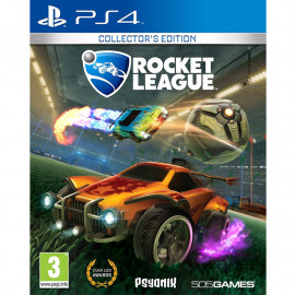 Rocket League Collector Edition PS4 (SP)