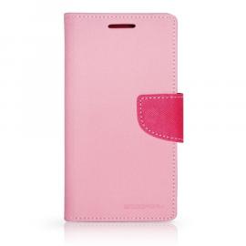 Funda Fancy Diary Mercury Rosa iPhone 5/5S/SE
