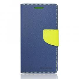 Funda Fancy Diary Mercury Azul-Limon iPhone 6/6S
