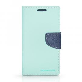 Funda Fancy Diary Mercury Menta-Azul iPhone 6/6S Plus