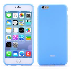 Funda Roar Colorful Jelly Case iPhone Azul Claro 6G/6S Plus