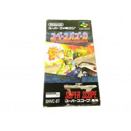 Space Bazooka Super Scope Battle Clash NTSC JAP SNES A