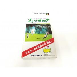 New 3D Golf Simulation NTSC JAP SNES A