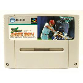 Super Professional BaseBall NTSC JAP SNES