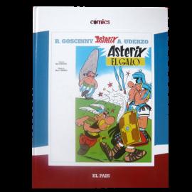 Comic Asterix El Galo El Pais