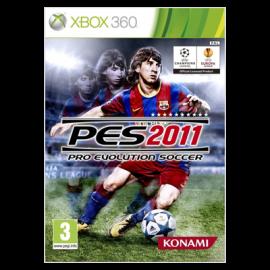PES 2011 Xbox360 (SP)