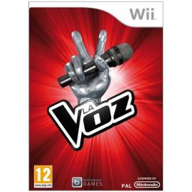 La Voz Wii (SP)