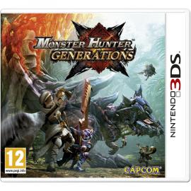 Monster Hunter Generations 3DS (SP)
