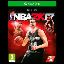 NBA 2K17 Xbox One (SP)