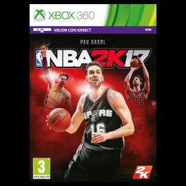 NBA 2K17 Xbox360 (SP)