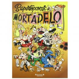 Comic Supertopcomic Mortadelo 08