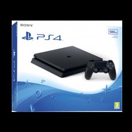 PS4 Slim 500GB Negra