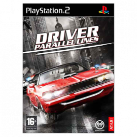 Driver Parallel Lines PS2 (SP)