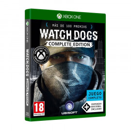 Watch Dogs Complete Edition Xbox One (SP)