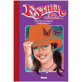 Comic Esther y su Mundo Glenat 04