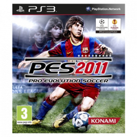 PES 2011 PS3 (SP)
