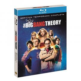 Big Bang Theory Temporada 7 (24 Cap) BluRay (SP)