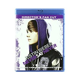 Justin Bieber Never say Never BluRay (SP)